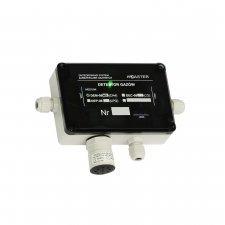 Detektory gazów